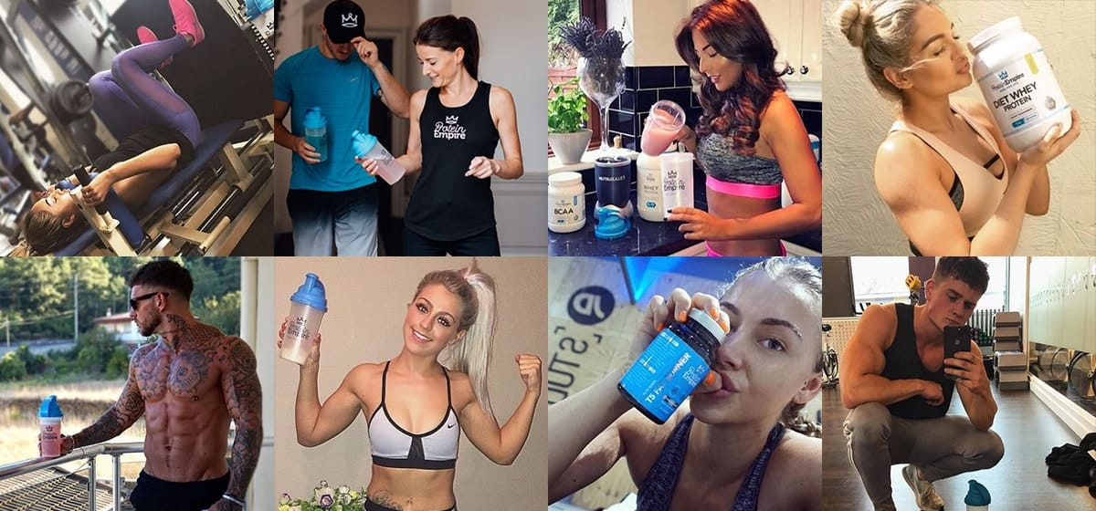 Protein Empire is your fitness partner