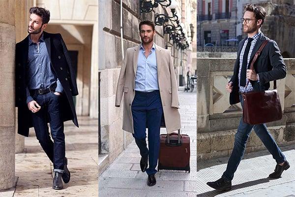 Men's luxury fashion by Fabio Giovanni