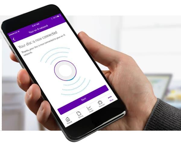 BT Wi-Fi mobile app