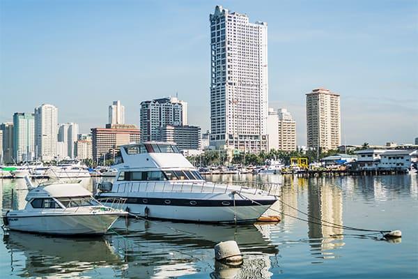 Asia harbour