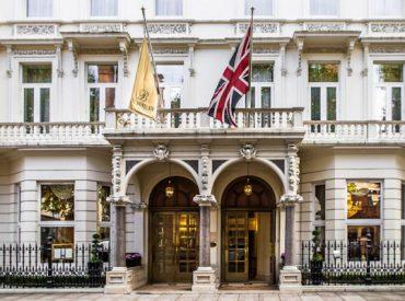 The Bentley Hotel grand exterior
