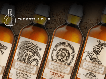 Game of Thrones whiskies