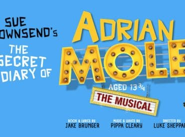 Poster for The Secret Diary of Adrian Mole - The Musical