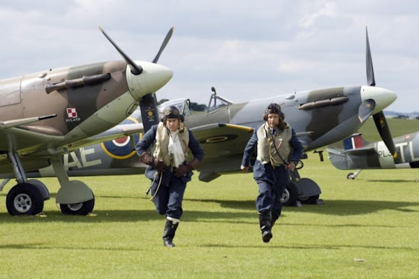 Battle of Britain at Duxford