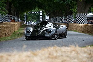 Pagani Goodwood Festival of Speed