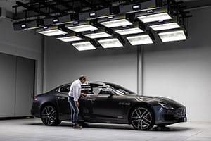 Maserati innovation
