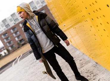 Cold Jack Wolfskin fashion the 365 collection
