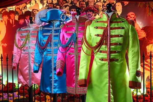 The Beatles Sgt Pepper