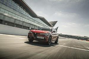Alfas Quadrifoglio wins performance SUV title