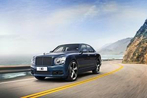 Bentley unveils impressive Mulsanne 6.75 edition