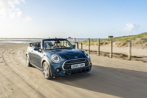 MINI launches new convertible model