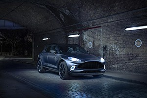 Breathtaking new DBX gets the 'Q by Aston Martin' treatment