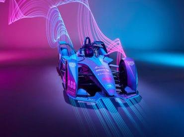Formula E concept