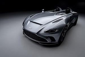 Aston Martin unveils new V12 Speedster