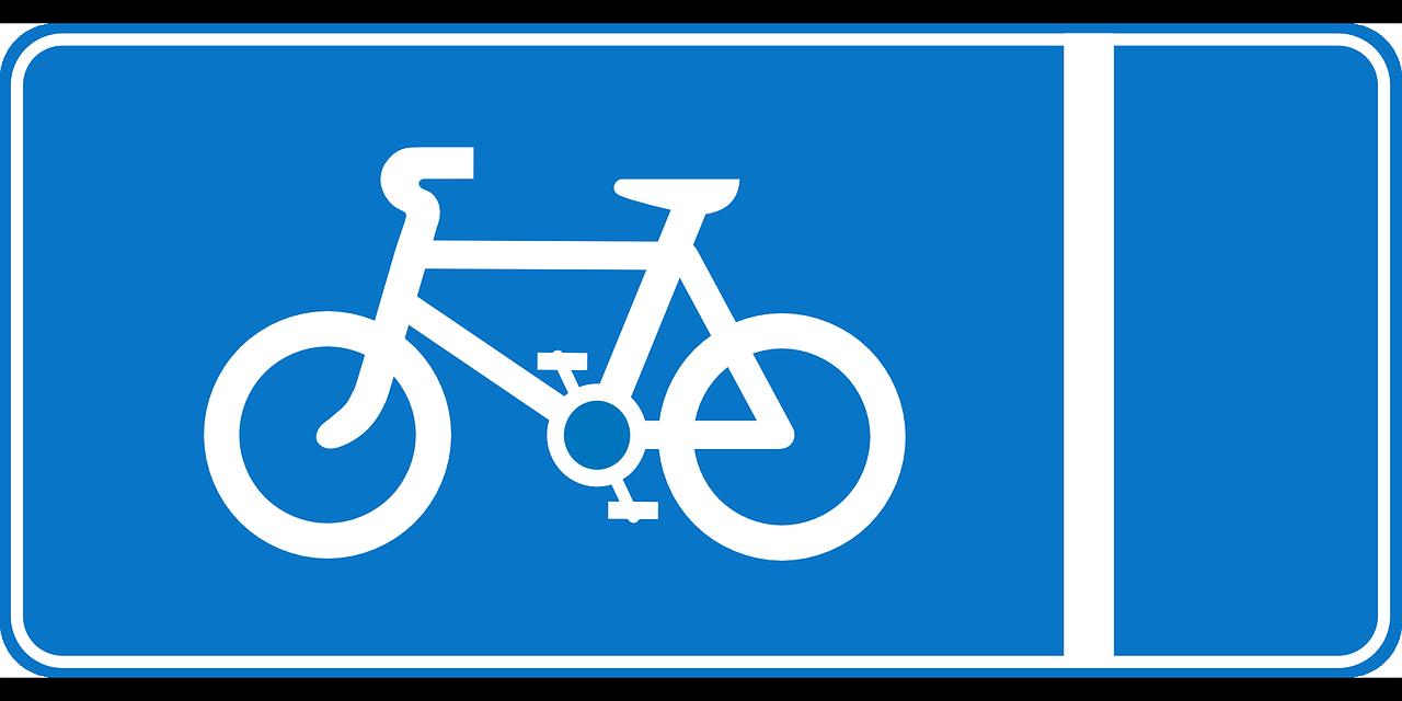 misusing cycle lanes